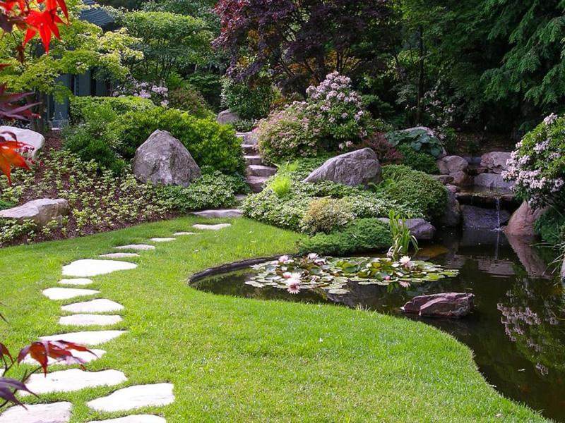 Английский ландшафтный дизайн - фото 2